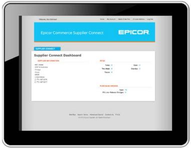 Epicor Supply
